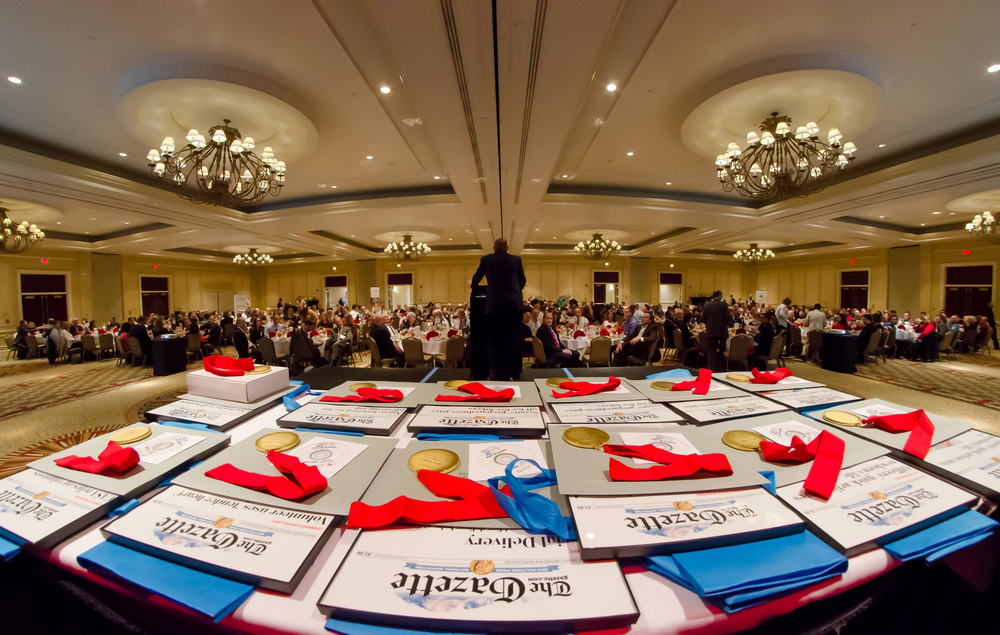 Red Cross Colorado Springs Hometown Heroes Event, 2015