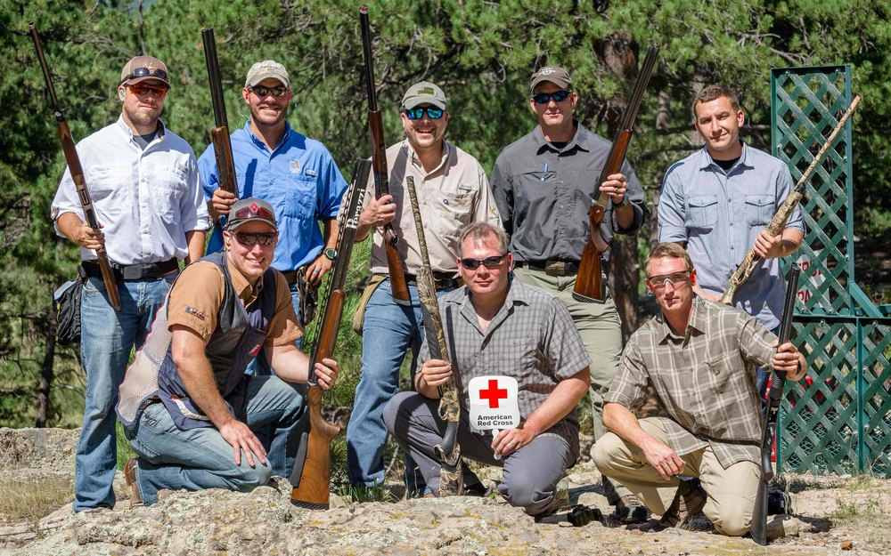 2015 Sporting Clays Invitational to benefit the American Red Cross