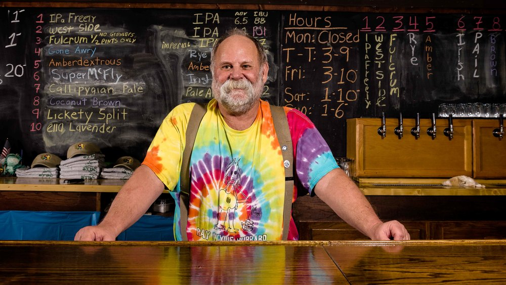 Mr. Biff Morehead, Owner, Smiling Toad Brewery, Colorado Springs, CO