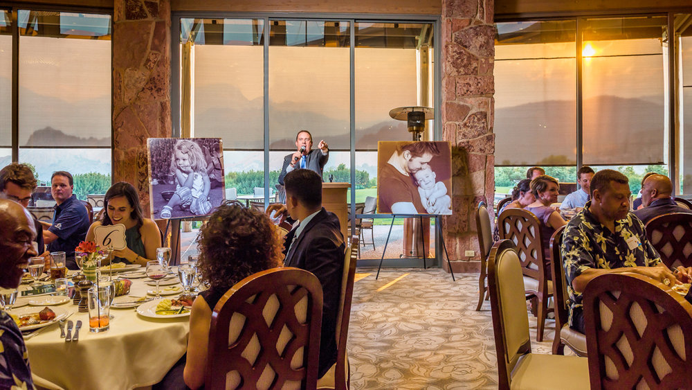 Children's Hospital Foundation Silent Auction and Dinner, 2016