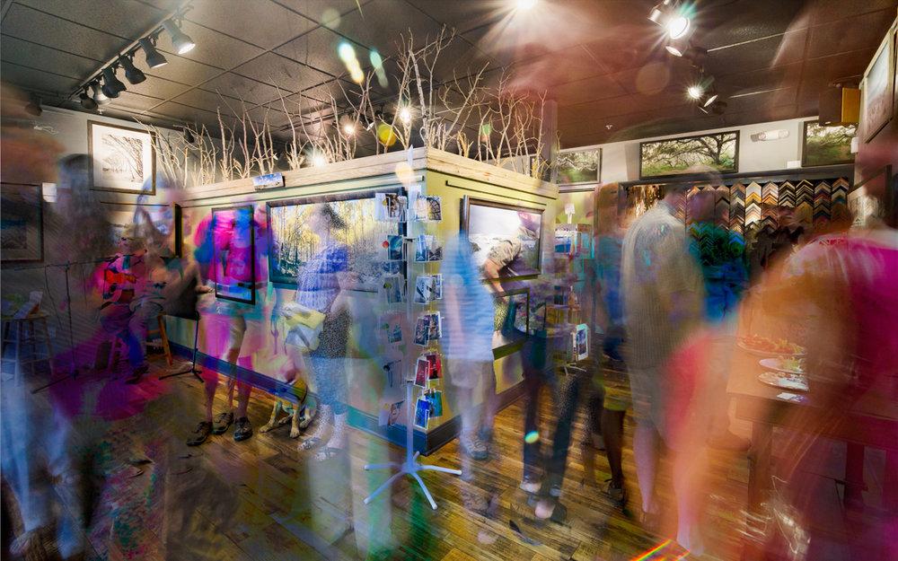 Range Gallery Grand Opening, 2016