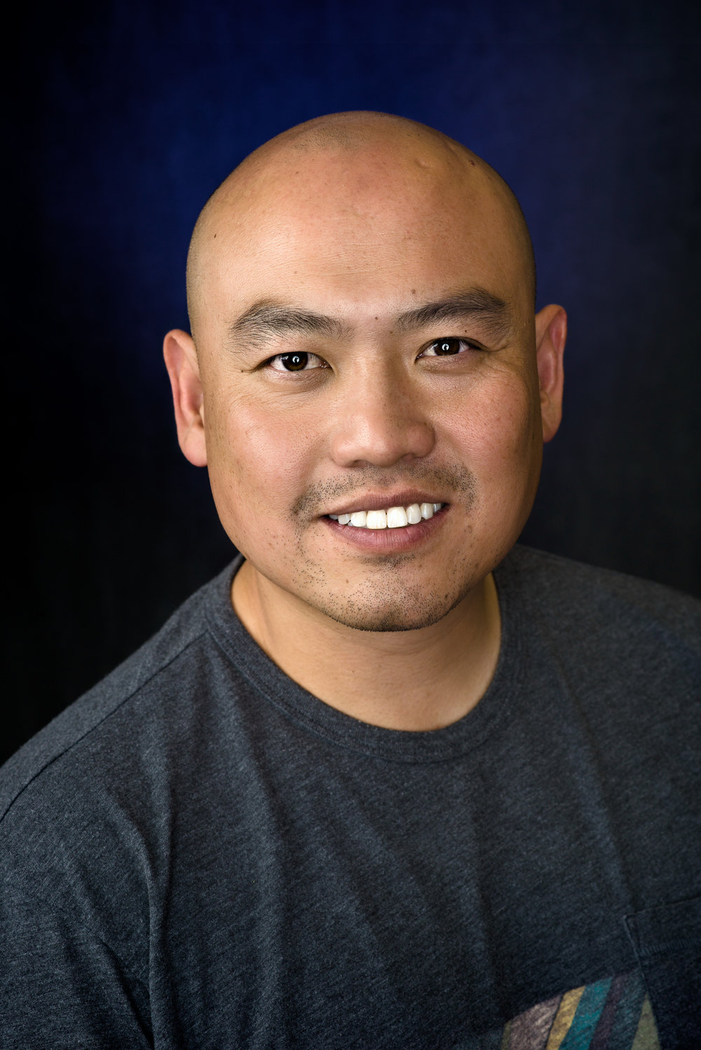 Kenny Yeung, head shot for business site