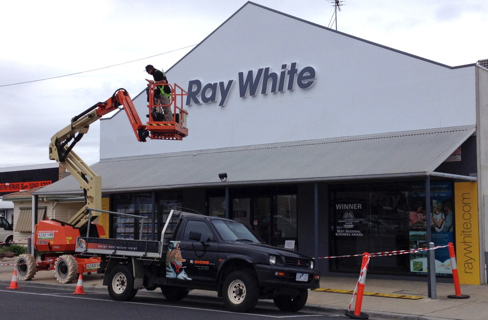 Ray White Raised Letters Signs Geelong.JPG
