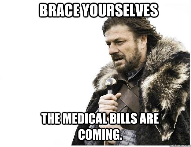 Medical bills seem pretty innocuous, and you definitely need them to get an offer in your personal injury claim.  But they also include a lot of hidden information, and that could be really bad!