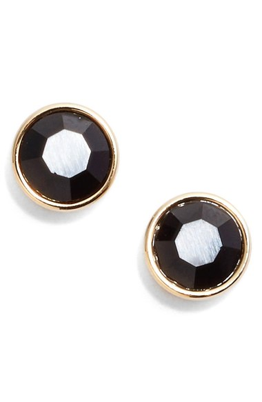 "Popular ""Forever"" Stud Earrings by Kate Spade"