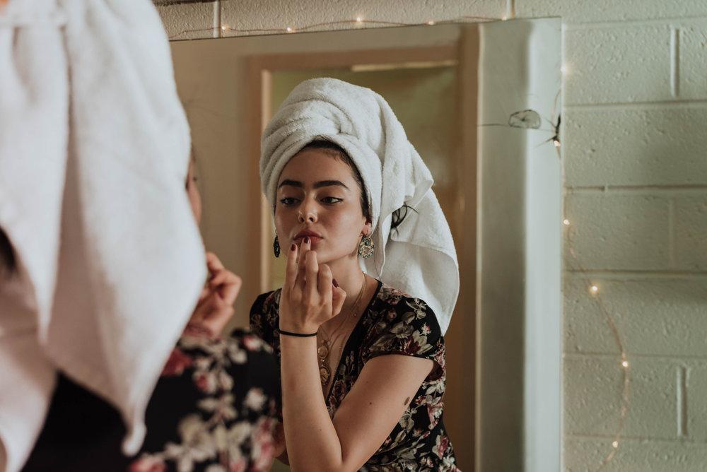 natural makeup lessons