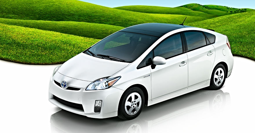 We service and specialize in hybrid vehicles.