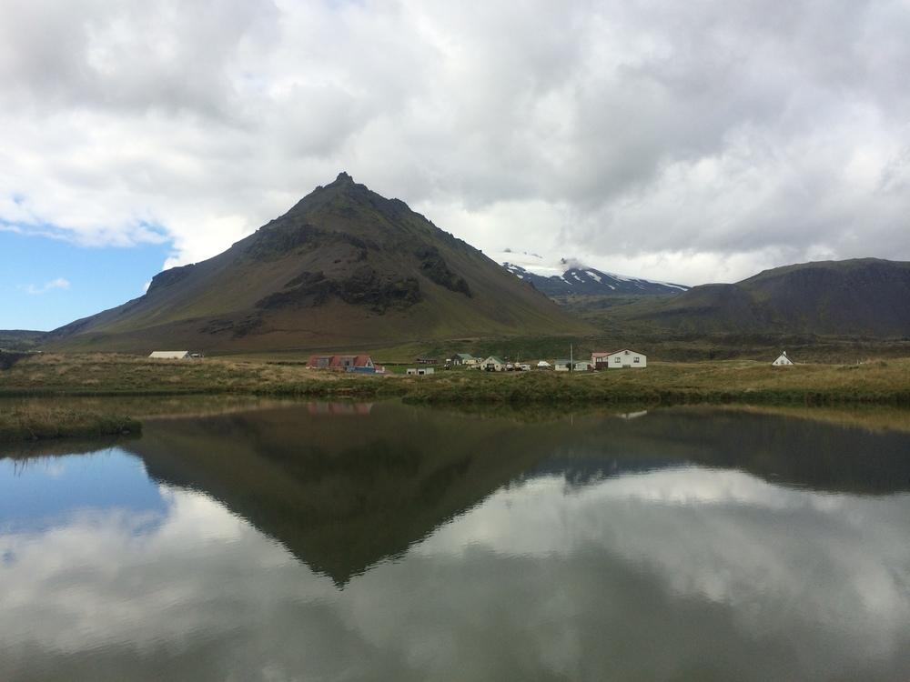 Snæfellsjökull National Park, Iceland