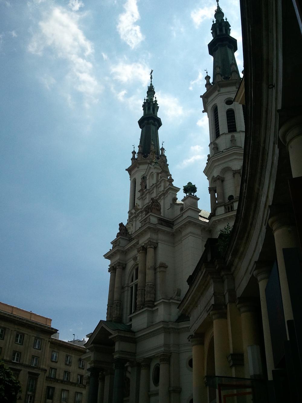 Plac Zbawiciela, Warsaw