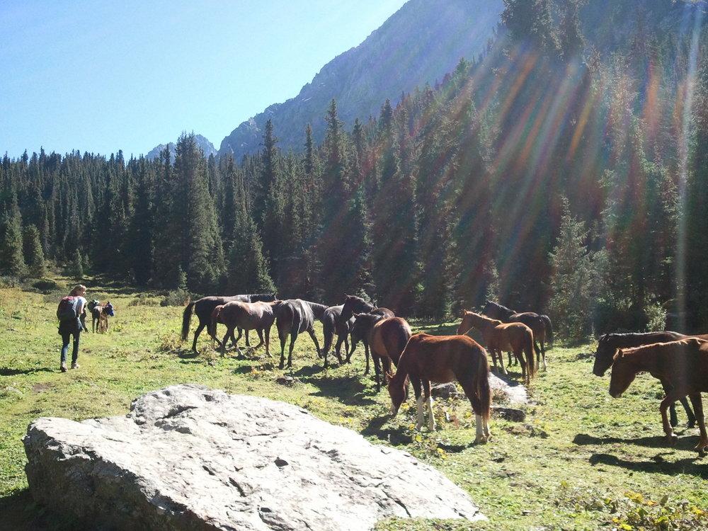 Ala Kol, Kyrgyzstan