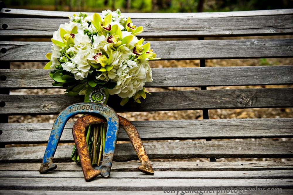 Wedding Good Luck Horseshoes