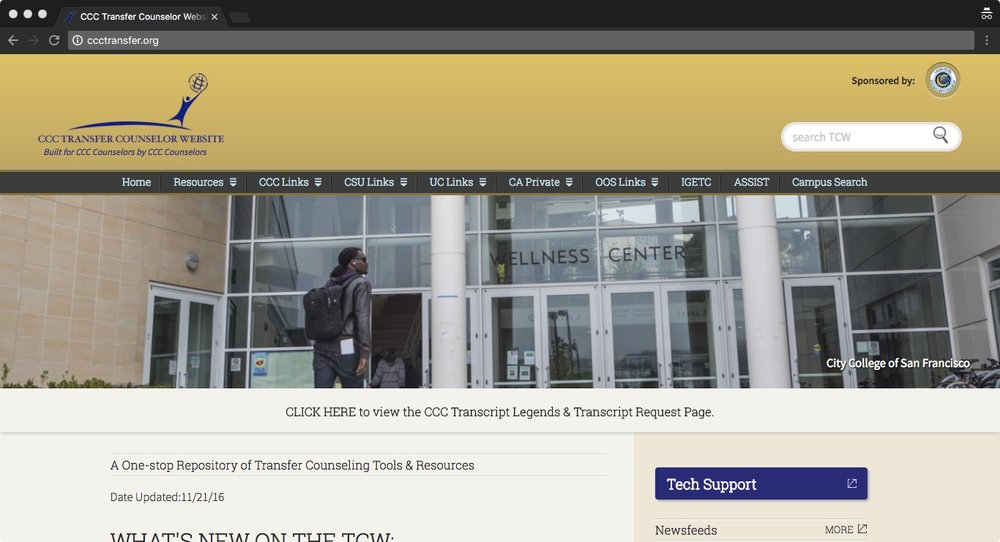 CCC Transfer