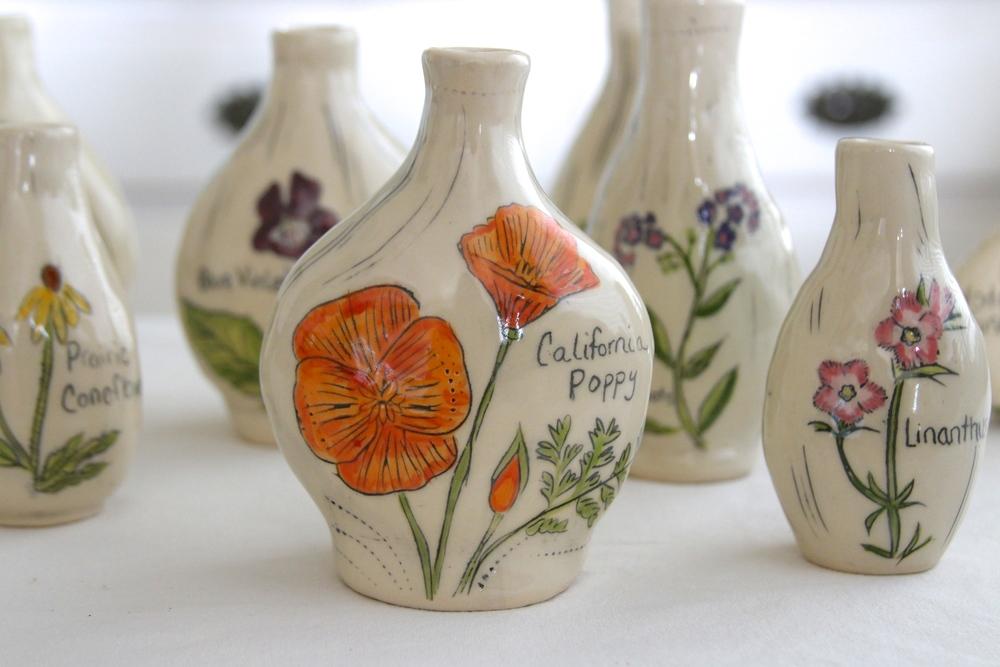 Botanical Bottles