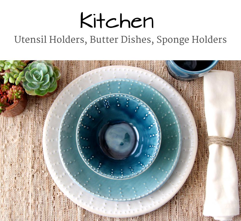 Kitchen Tab Back Bay Pottery