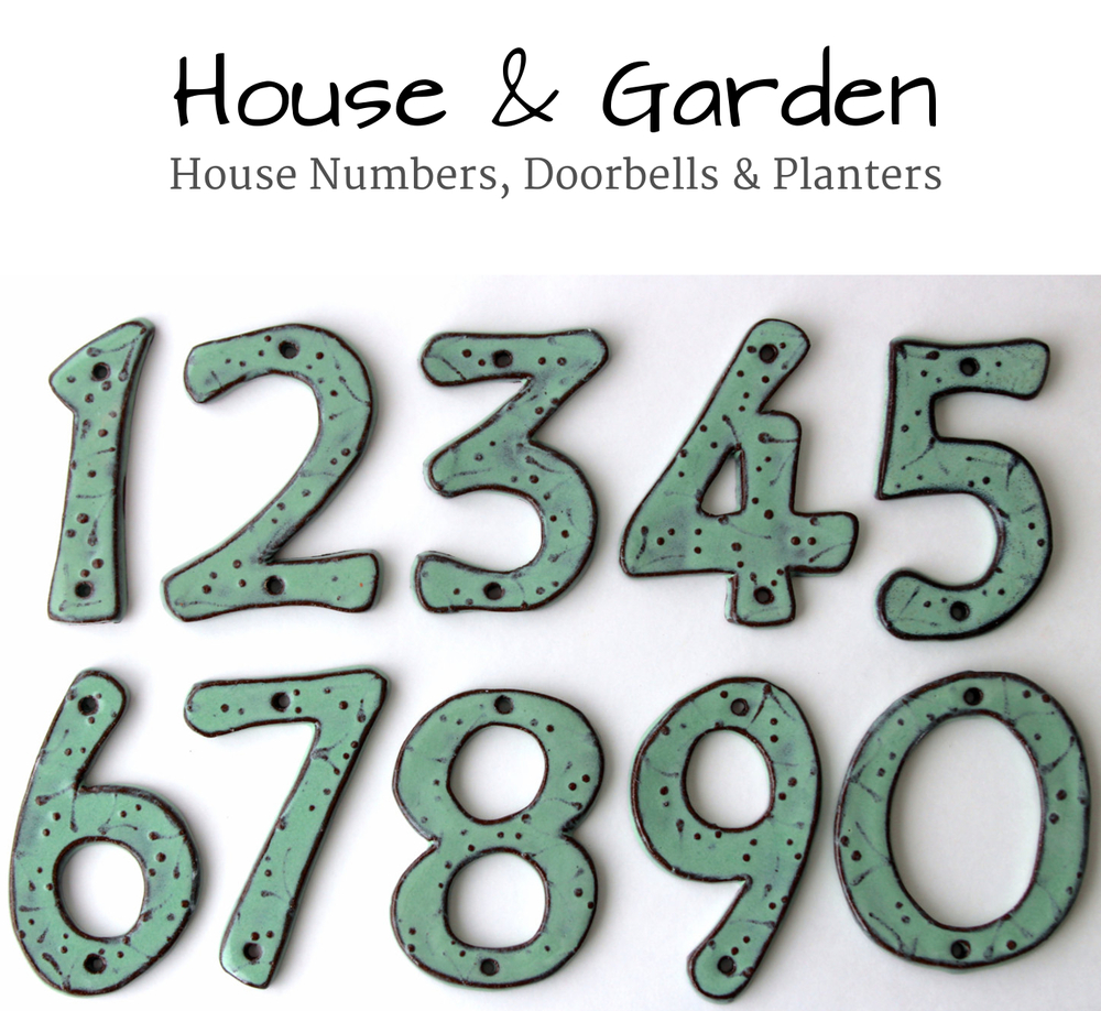 House & Garden Back Bay Pottery