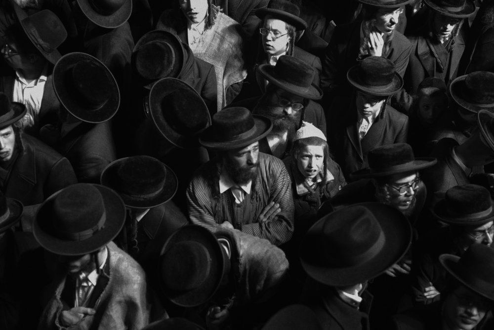 JUDAISM (JERUSALEM PROJECT #1)   Mea Shearim - The Streets  2014 - 2016
