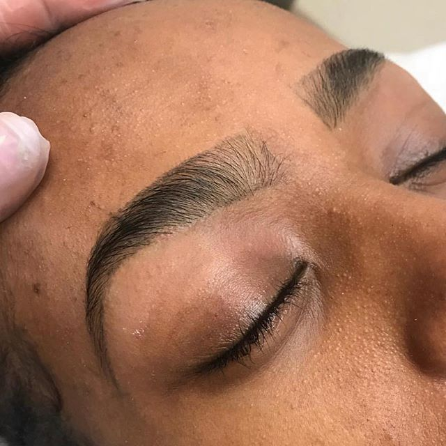 •|| The start of Precision Brows. Gorg! // #browspecialist