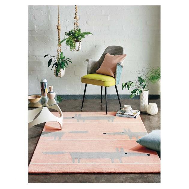 Mr Foxy - Woven modern rugs