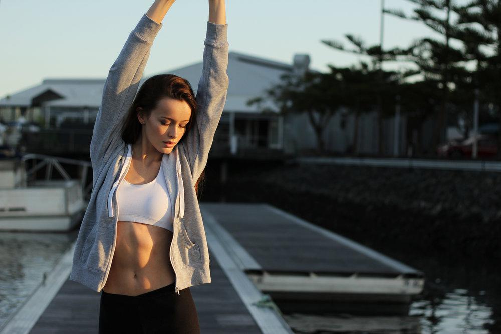 supportual fitness entrepreneur