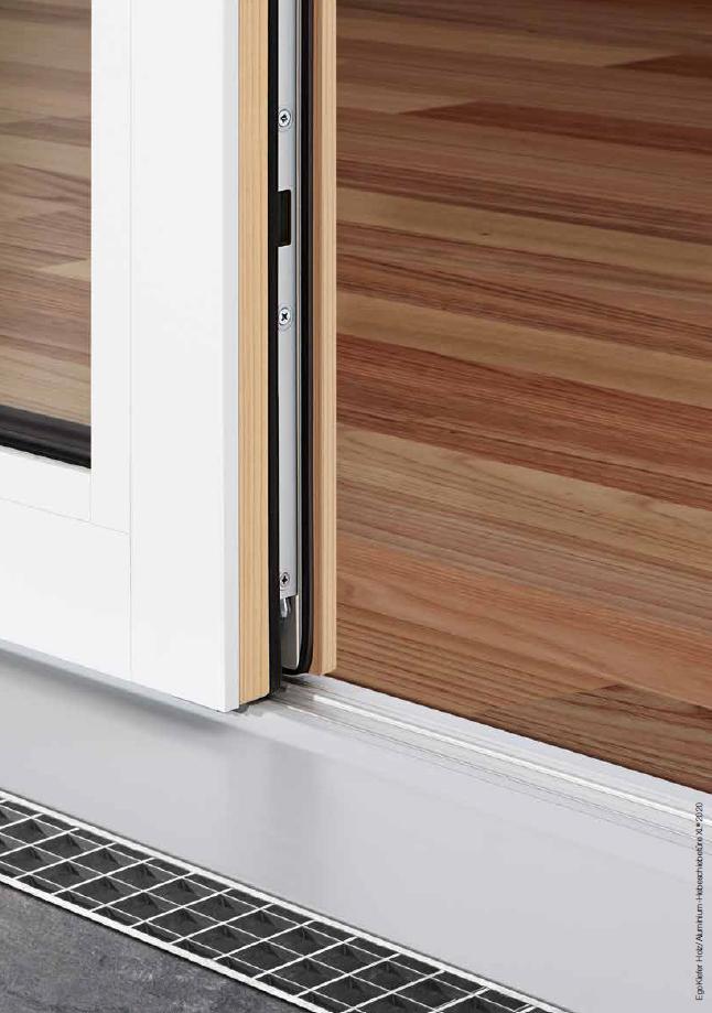HST XL2020 Holz-Aluminium