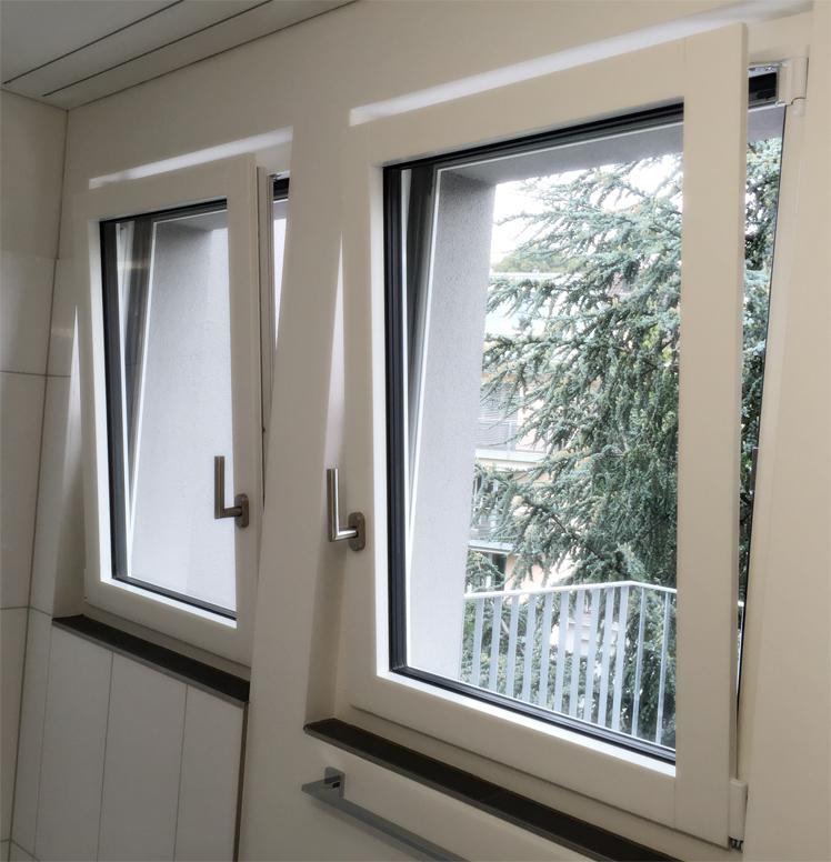 Fenster innenansicht  Domeisen Fenster AG - Domeisen Fenster AG