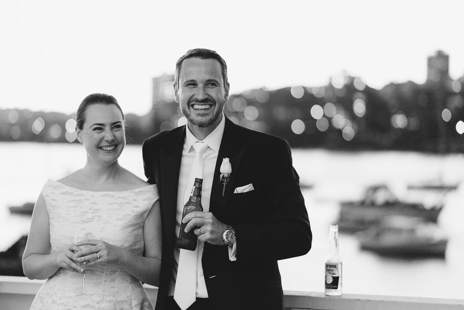 Happy Bride Manly Yacht Club.jpg