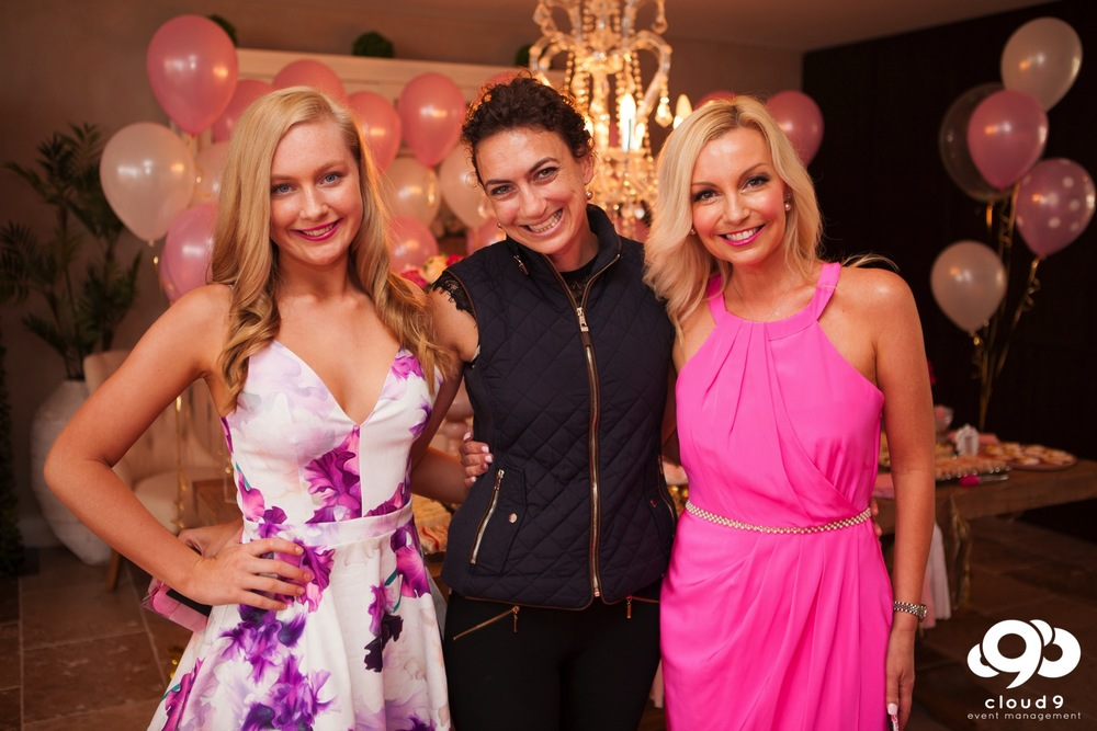 Party Planner: Amy (middle)