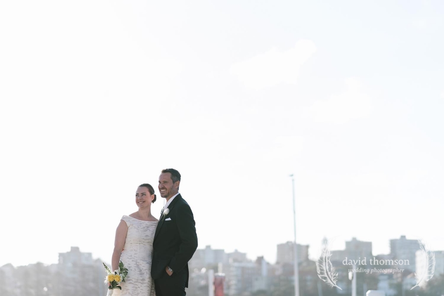 Samantha + Anthony : David Thomson Photography