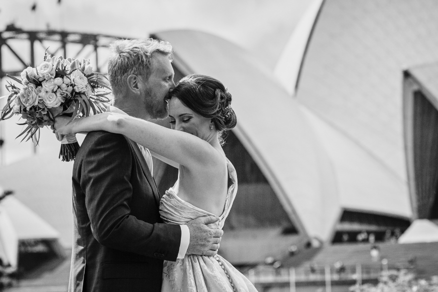 Laura + Thane : David Wheeler Photography