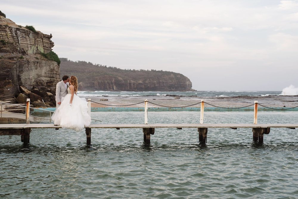 RYAN + JESSIE - NARRABEEN BEACH FUNCTION CENTRE