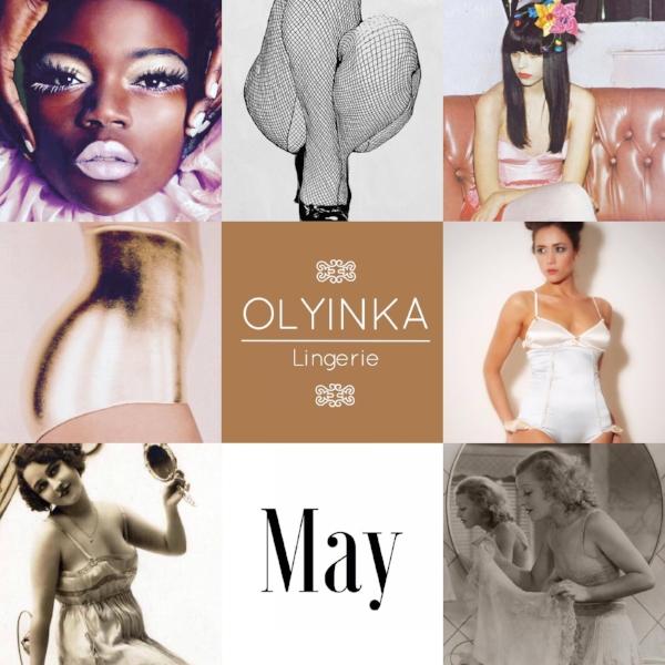Olyinka Newsletters - cover
