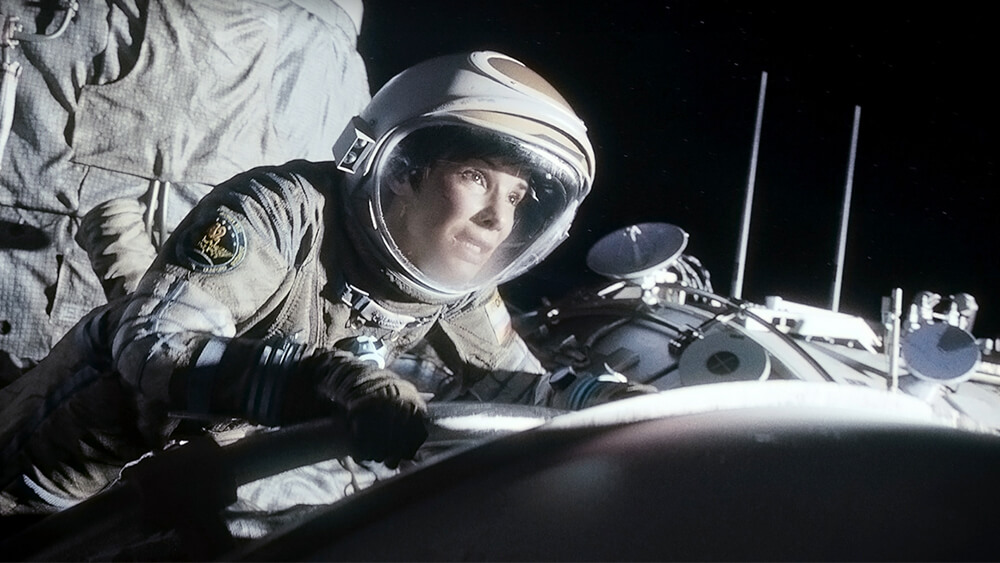 Gravity 2013 Review Cinemuse