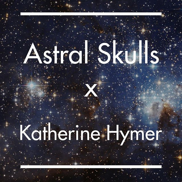 Listen to my brand new remix of Katherine Hymer's In The Sky at astralskulls.bandcamp.com. @katherinehymer, @mara.mara.mara and @astralskulls are playing together his Saturday at LongPlay and we'd love to see you there. x  #remix #katherinehymer #astralskulls #melbourne #music #goth