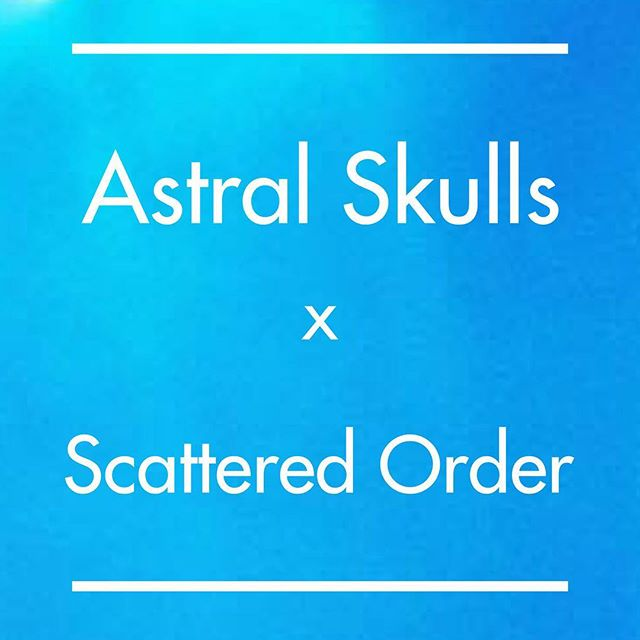 A brand new remix of mine is up at astralskulls.bandcamp.com - it's a minimal goth club version of Scattered Order's Skin Like Fanta. We're playing together this Saturday at 107 Projects in Redfern and i reckon you should come.  #remix #scatteredorder #astralskulls #goth