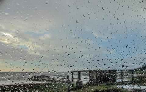 Rain in Cape Town's Deep South