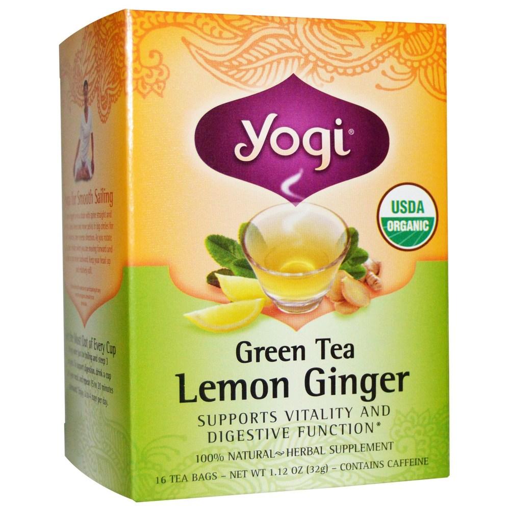 yogi organic tea