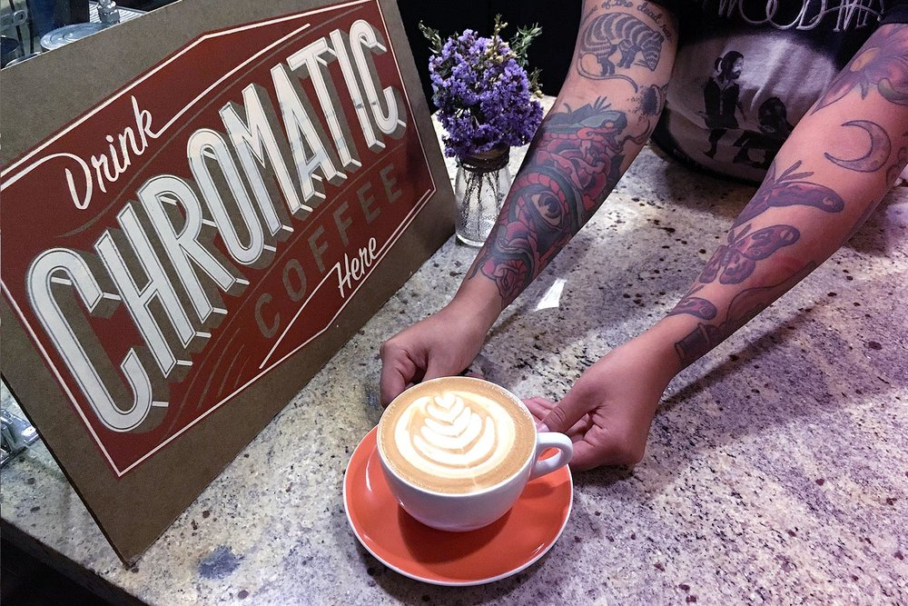 Chromatic Coffee