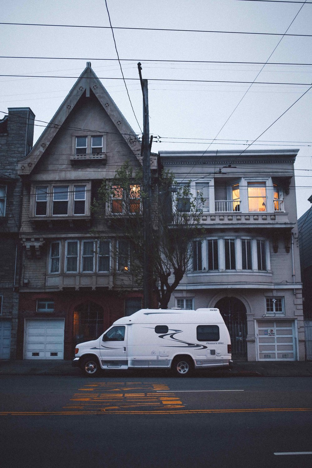 Vanlife San Francisco