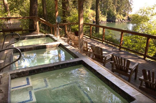 Image courtesy of Doe Bay Resort & Retreat