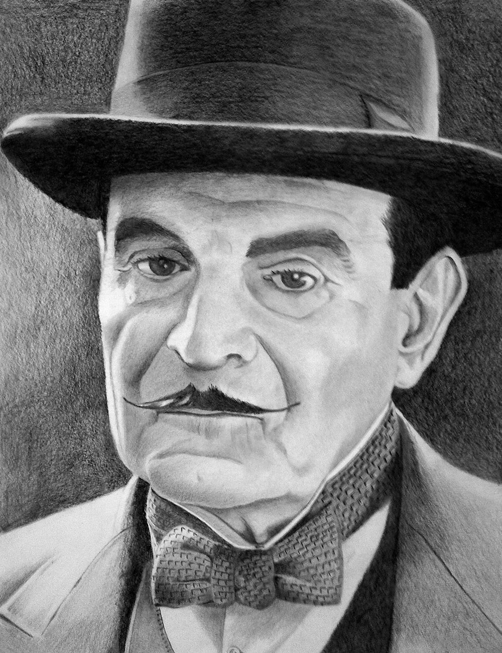 Poirot - played by David Suchet