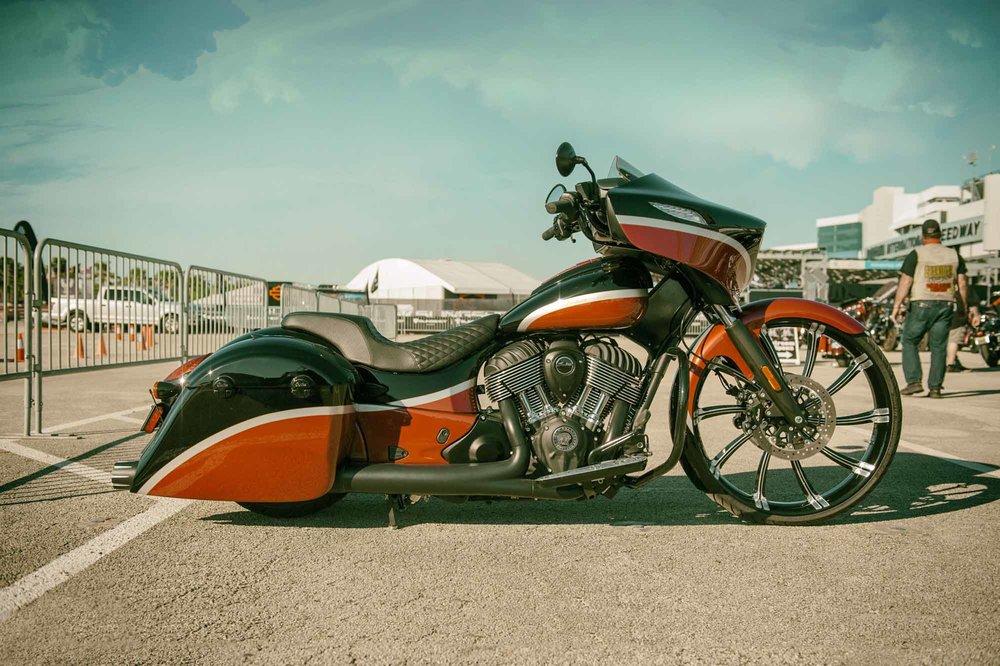 Daytona Indian #7