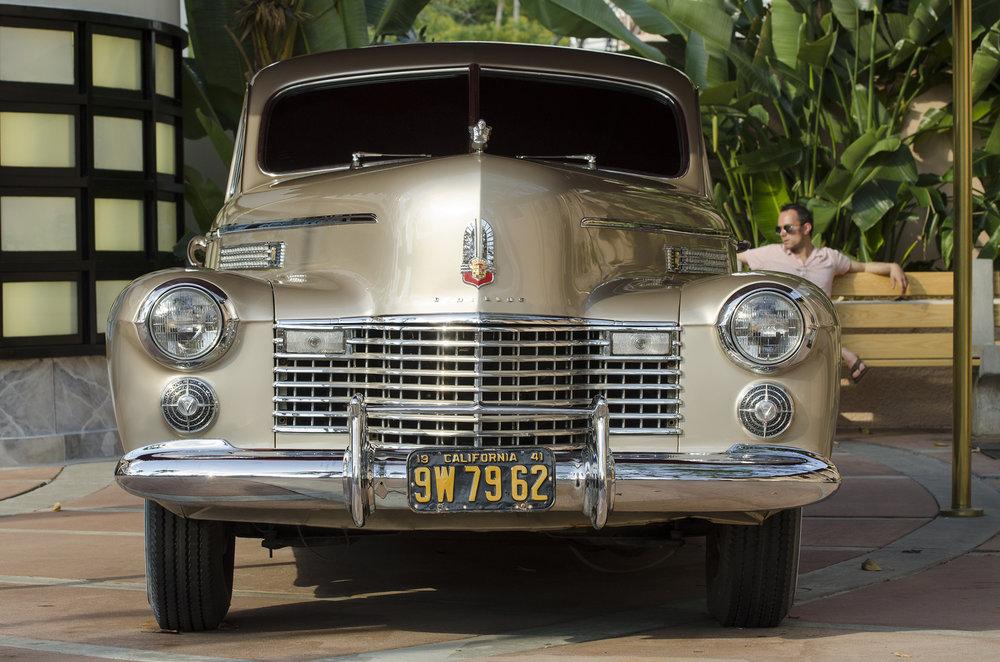 Vintage 1941 Cadillac
