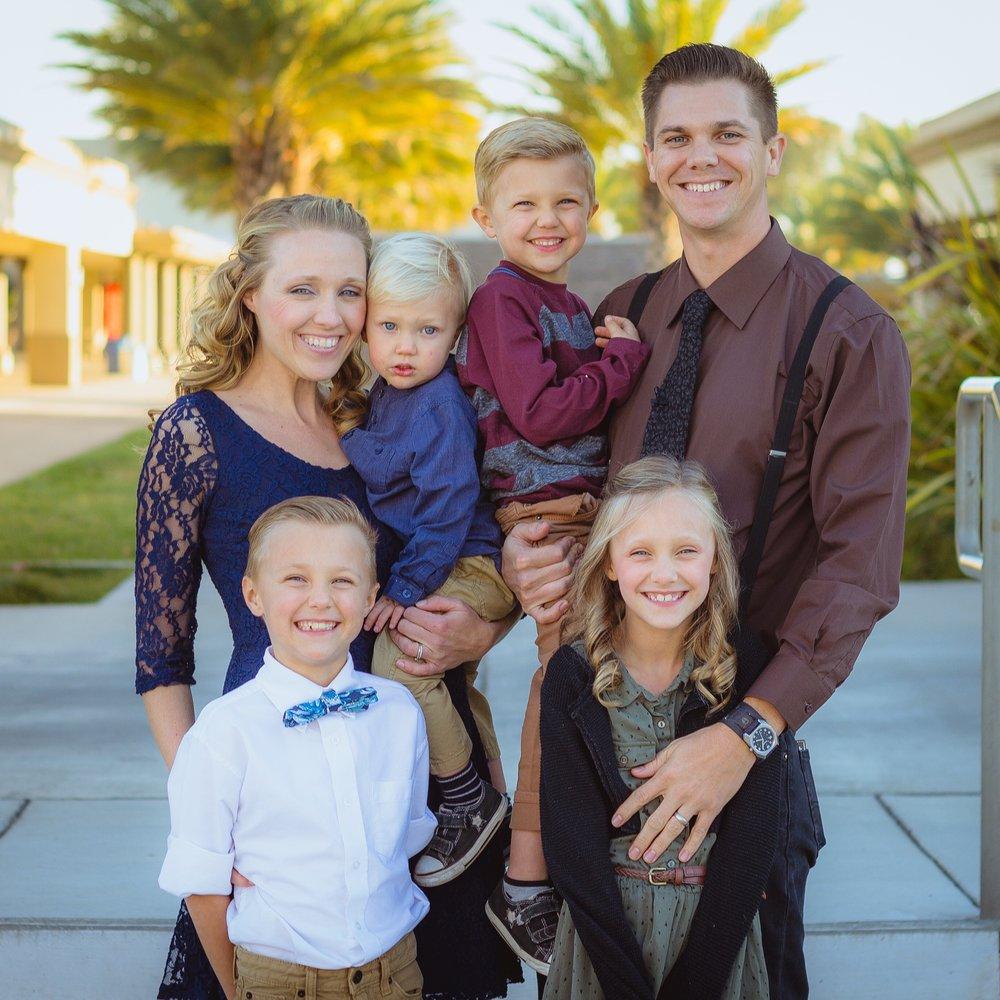 Adam Dobbs - Associate Pastor / Elder