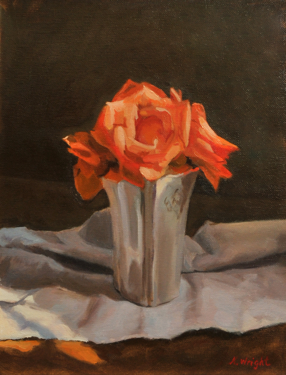 STILL LIFE — Kate Quinn Wright