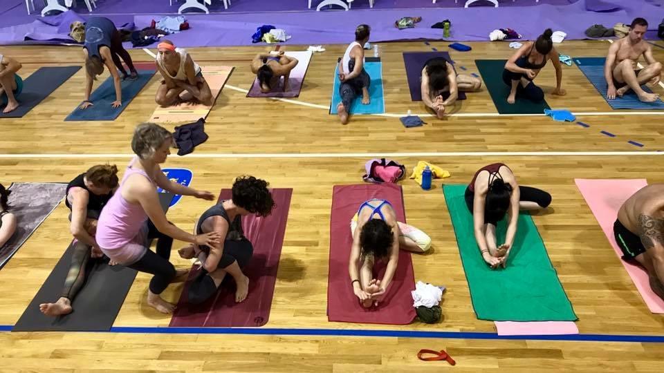Cesme Turkey Yoga Class