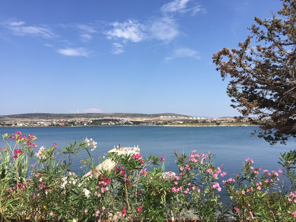 Cesme Turkey Yoga Retreat Ocean