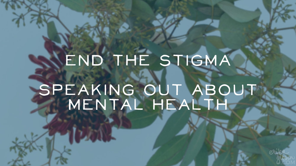 End the Stigma: Speaking Out About Mental Health