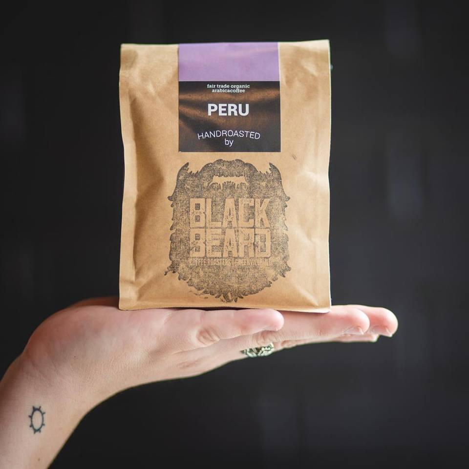 Photo from Blackbeard Coffee