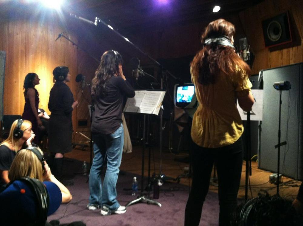 8-Evita Album Recording.JPG