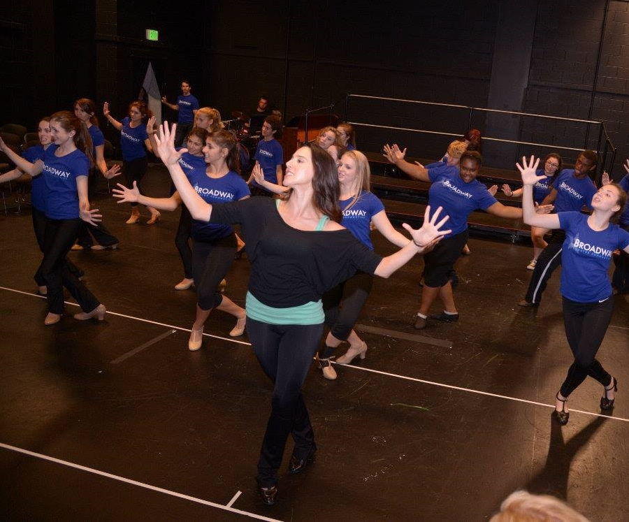 1-Teaching for Broadway Connection in New Orleans.JPG